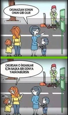 """Eğitim önce ailede başlar! """"Cehaletin tek korkusu kadındır. Çünkü kadın öğrenirse çocuklarına da öğretir."""""""