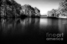 On Gibson Pond photography by Skip Willits