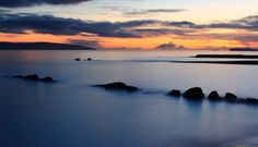 Rocks washed by the Atlantic Ocean's tide in Salthill, Galway, Ireland. Galway Ireland, Ireland Travel, Erin Go Bragh, Ireland Homes, Claddagh, Atlantic Ocean, Sunrises, Celtic, Mothers