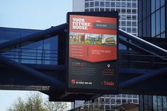 Bus Stop Billboard Design 1 by Cooledition on Creative Market