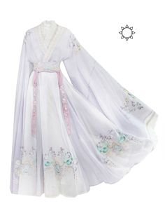 Most Beautiful Dresses, Pretty Dresses, Classy Outfits, Cool Outfits, Traditional Gowns, Gowns Of Elegance, Hanfu, Dress Outfits, Korea