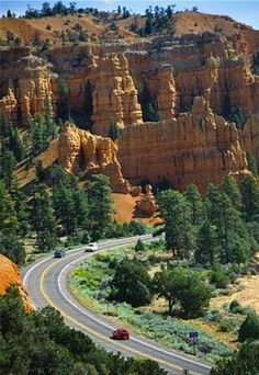 Utahs Route 12 is a jaw-dropping, 122-mile tour of multiple national parks and some of the Wests most dramatic landscapes.