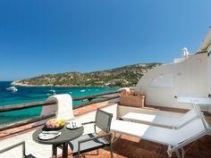 Sardinia, Club Baja, Junior Suite Panoramic. Free mountainbikes and trekking