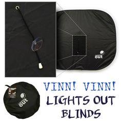 Lights out - blackout blinds mimmis.no. og ebay