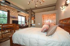 VRBO.com #4066054ha - Experience Beautiful Old Town Fort Collins from Our Well Equipped, Perfectly Located Loft!