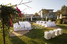 Tu boda civil en Los Robles - Los Robles de Santiago