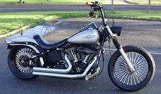 Harley Night Train Project - Cruzin Customs - Harley Davidson Parts and Accessories