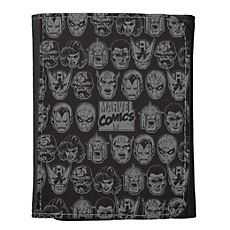 Marvel Comics Leather Wallet - Create Your Own