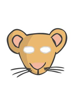 1000 images about gruffalo on pinterest the gruffalo for Printable mouse mask template