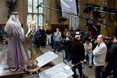 Behind The Scenes Shots From Popular Movies
