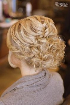 braid with updo
