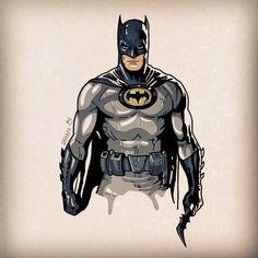 """Batman : """" I'm not gonna kill you. I want you to do me a favor. I want you to tell all your friends about me... I'm Batman! """""""