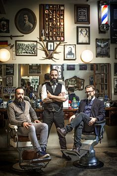 Discover the best beard care products known to man. Luxury beard oil, beard balm, and more can be found at our store dedicated to men's grooming. Barber Shop Interior, Barber Shop Decor, Barber Shop Vintage, Barbershop Design, Barbershop Ideas, Beard Tattoo, Beard No Mustache, Hair And Beard Styles, Men's Grooming