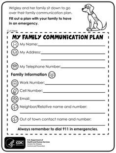 emergency communications plan template - pinterest the world s catalog of ideas