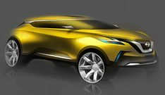 NISSAN | DESIGN | NISSAN DESIGN | Sketchbook