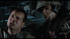 One of the best scenes in this movie. The dialogue the lighting the mood. This will always be a classic. There's Only One Way To Be Sure - Aliens Aliens 1986, Sci Fi News, The Only Way, Always Be, Illusions, Good Things, Mood, Actors, Movies