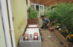 Turning a Wood Stove into a Mass Heater | Permaculture Magazine