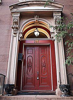 Red Door - Easton, Pa