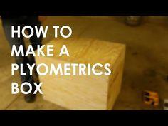 How to Make a 3-in-1 DIY Plyometric Box | Cheap Plyo Box Alternatives ~ Folxies.com