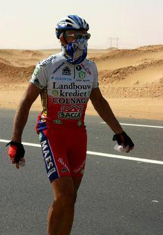 Maratona del deserto