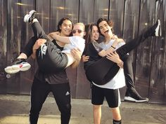 These Pictures of the Descendants Cast Hanging Out Prove They Really Are One Big Family - - The kids of the Isle of the Lost stick together, and the same goes for the Descendants cast. After filming three movies together over the past five years, the. Cameron Boyce Descendants, Disney Descendants Movie, Disney Channel Descendants, Descendants Cast, Stars Disney Channel, Disney Stars, Cameron Boys, Disney Decendants, Booboo Stewart