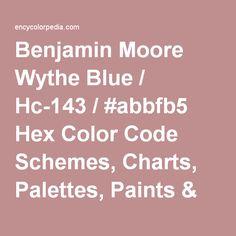 Benjamin Moore Wythe