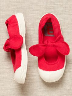 Ballerine Flo Lace-Up from Bensimon Kids' Shoes