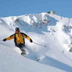 Roccaraso, Italy On the National Ski Patrol 1967-70