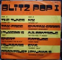 Various - Blitz Pop I (Vinyl, LP) at Discogs