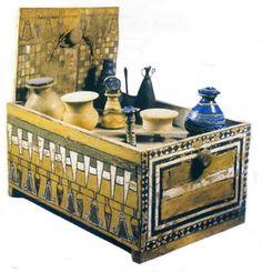 el_perfume_de_los_muertos.El perfume en el Antiguo Egipto