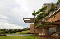 Weekend Residence in São Paulo, Brazil by Studio Arthur Casas ~ DesignDaily Network