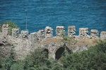 Byzantium sea walls rebuilt c. 203. Near the Bosphorus strait. From Livius.org