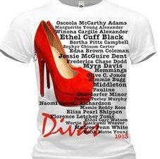 Delta Sigma Theta founders t-shirt
