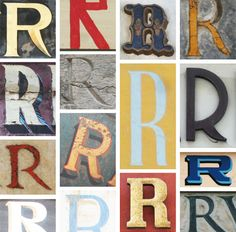 Legacy of Letters, a typographic tour. 29 June–10 July 2011 | oh to go!