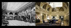 The Westin Book Cadillac, Detroit - Italian Garden by Historic Hotels of the World - Then, via Flickr