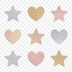 Free image by rawpixel.com / NingZk V. Bubble Stickers, Star Stickers, Heart Background, Heart Frame, Glitter Stars, Letter B, Free Illustrations, Transparent Stickers, Free Image