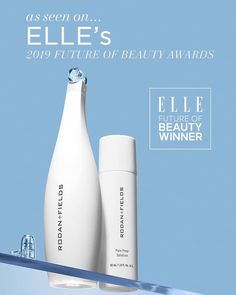 Dermatological cleansing at your sink. Suck those pores clean with this new system by Rodan + Fields! It comes with 2 tips, a pore cleanser and a blackhead remover. Pore Cleanser, Acne And Pimples, Unclog Pores, How To Exfoliate Skin, Clean Pores, Beauty Awards, Skin Care Tools, Blackhead Remover, Cleaning