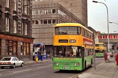 Busses, Glasgow, Coaches, Street, Classic, Trucks, Trendy Tree, Derby, Trainers
