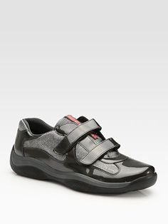 double strap pradas for men
