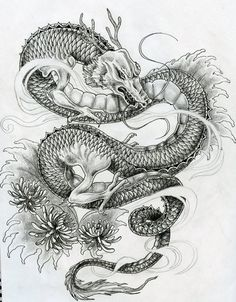 Tatouage Dragon 29