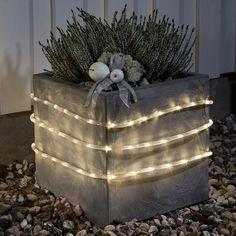 Wąż świetlny LED 6 m na zewn., czujn. 96-pkt. 5524457