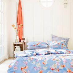 Lovely summer vibes.  Schlossberg - The Finest Bed Linen