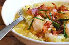 Shrimp and Corn Chowder with Bacon   Tasty Kitchen: A Happy Recipe Community!