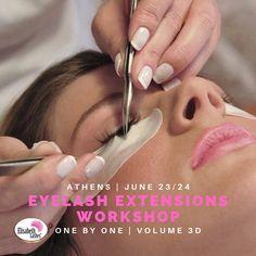 👁🗨Νέο διπλό καλοκαιρινό σεμινάριο #extensions βλεφαρίδων έρχεται από το Elisabeth Lashes Extensions Βλεφαρίδων ! 🔝One by One & Volume 3D 📍Αθήνα 📆23 & 24 Ιουνίου 👁🗨Αν είσαι γυναίκα με όραμα τότε είμαστε αυτοί που χρειάζεσαι για να ξεκινήσεις μία επιτυχημένη καριέρα από την επόμενη κιόλας μέρα που θα λάβεις από εμάς την πιστοποίηση σου! ➡️Για οποιαδήποτε πληροφορία, μη διστάσετε να επικοινωνήσετε μαζί μας στο 6972910432 (Έλλη Τσανταρλιώτη) 🌐 www.elisabethlashes.gr Be your own boss! Eyelash Extensions, Athens, Eyelashes, 3 D, Eyes, Beauty, Lashes, Lash Extensions, Beauty Illustration