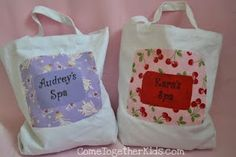 Girl spa kit - good for a gift or party idea