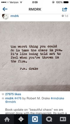 r m drake Poetry Quotes, Words Quotes, Wise Words, Me Quotes, Funny Quotes, Sayings, Great Quotes, Quotes To Live By, Inspirational Quotes