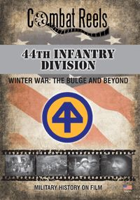 44th Infantry Division, The Bulge and Beyond DVD $19.99