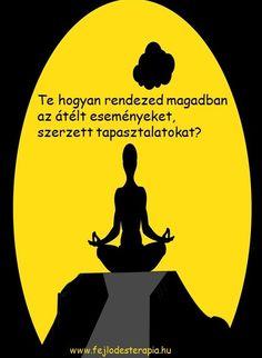 Számomra a meditáció nyújtja azt a fajta kikapcsolódást, ami helyre teszi bennem a kérdéseket, és tökéletesen megnyugtat. Neked mi a módszered? Budapest, Karma, Spirit, Movies, Movie Posters, Films, Film Poster, Cinema, Movie
