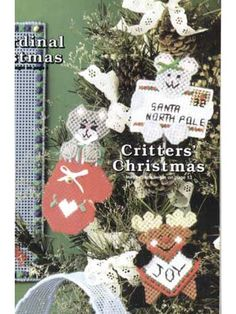 Plastic Canvas - Special Occasions - Christmas - Critter's Christmas - #FP00264