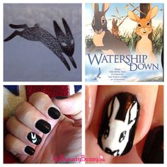 Lyme Update, My Animal Spirit Guides and Watership Down Nails | My Beauty Bunny